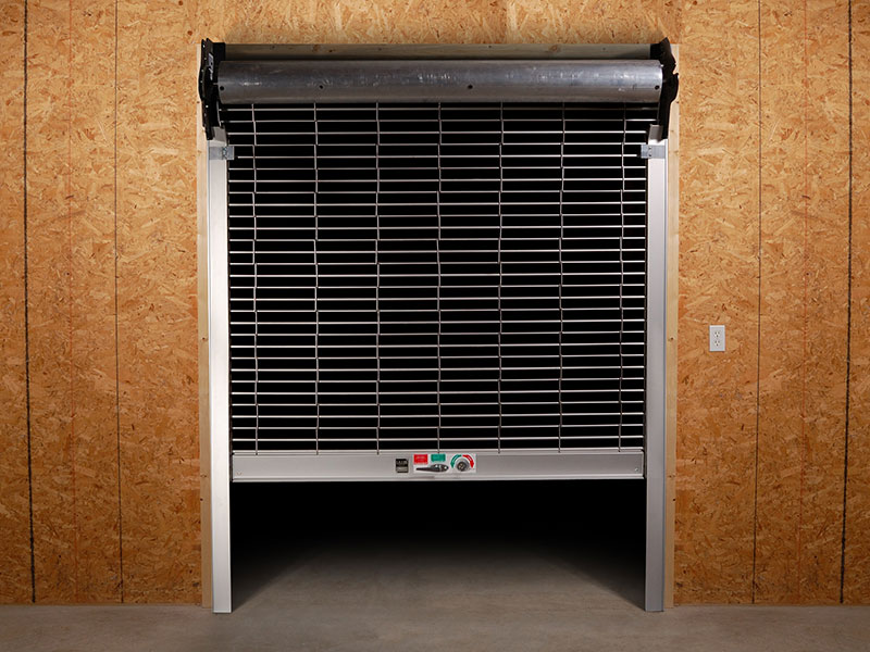 C.H.I. Overhead Doors - Coiling Grilles